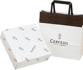 セルフィユ軽井沢オリジナル紙袋