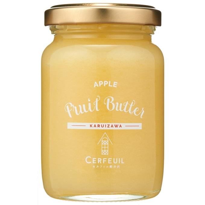 信州林檎バター